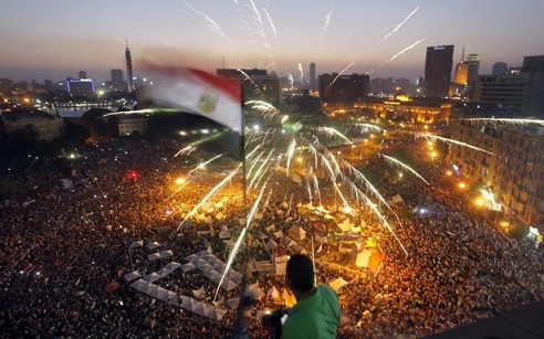egypt antimorsi protest