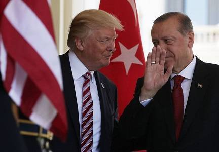 turkey erdogan with trump