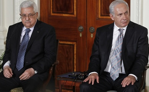 israel netanyahu and abbas talks