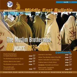 The Muslim Brotherhood 80 years, 1928-2008  | Middle East Bulletin 9