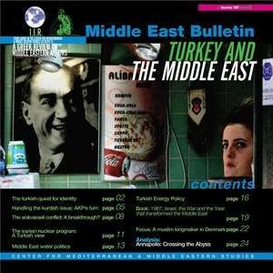 Turkey and the Middle East | Middle East Bulletin 8