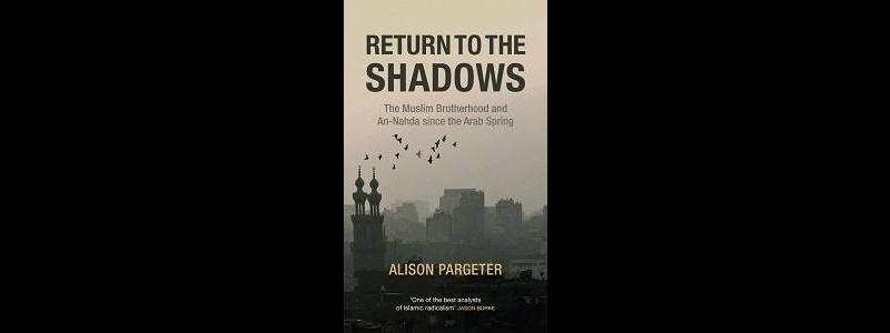 Alison Pargeter, Return to the Shadows: The Muslim Brotherhood and An-Nahda since the Arab Spring,...