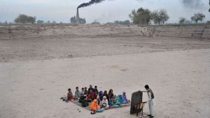 Another brick in the war: Afghanistan's education system and its instrumentalization by the Taliban