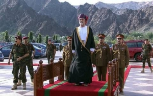 The new Sultan and Oman's Regional and Domestic challenges